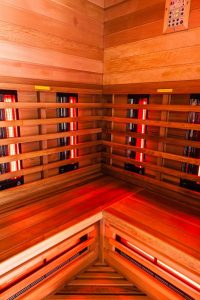 Infrared Sauna Detoxification