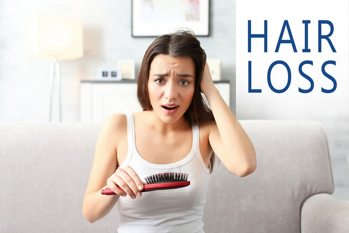 Natural Hair Loss